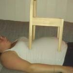 Det er ikke til å stikke under en stol at noen er gravide her..