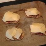 Brød med tacoost