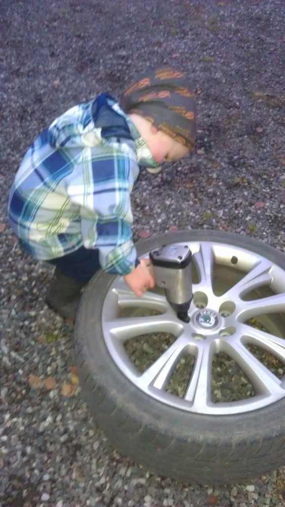Hjulesteming i Oktober