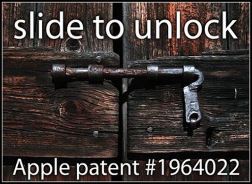Lurt å skifte lås på gamle dører før Apple ser det..