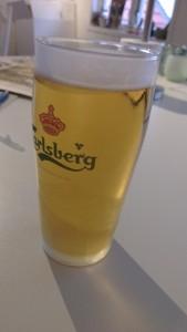 Kald øl