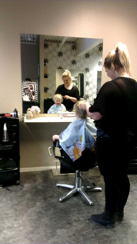 Biri frisøren