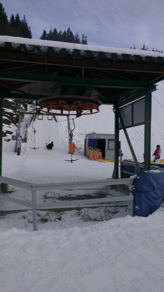 Akebrettheis på Lillehammer