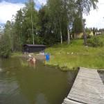 Bad i Mjøsa