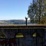 Utsikt fra Hovdetoppen